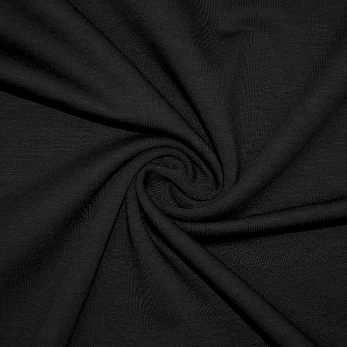 Triko materijal, 19202-22, crna