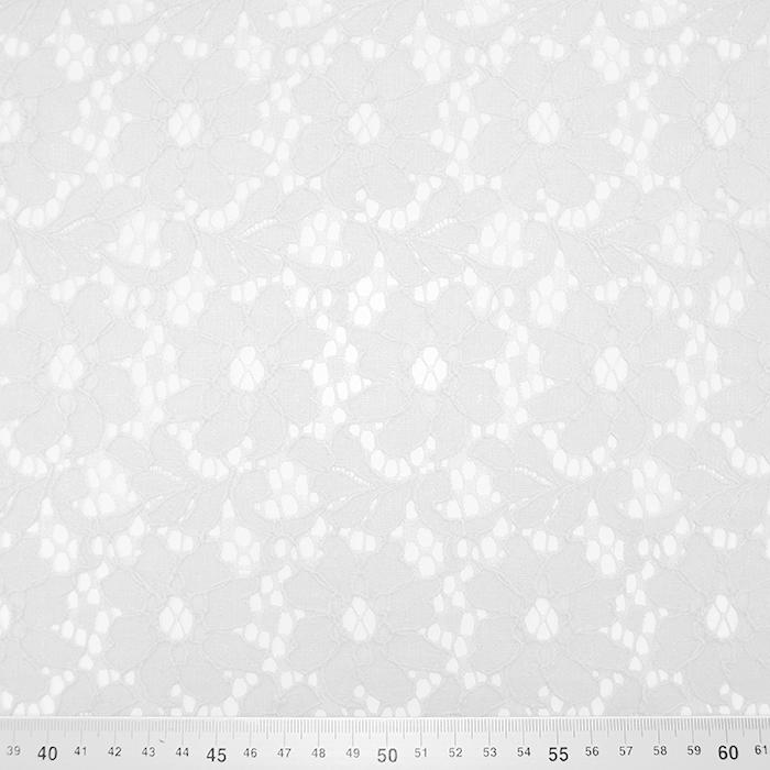 Čipka, prožna, 19156-050, bela