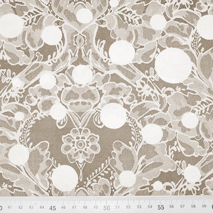 Kostimska tkanina, stilni, 19336-052, bež