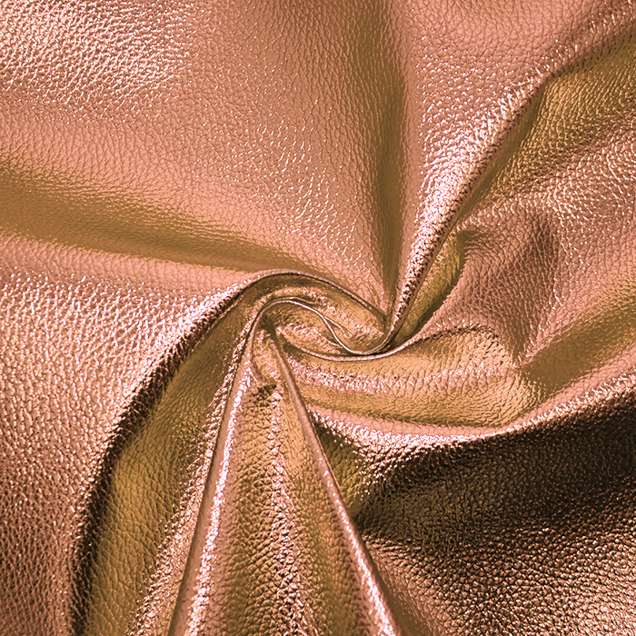 Umetno usnje Infiniti, 19384-10, rožnato zlata