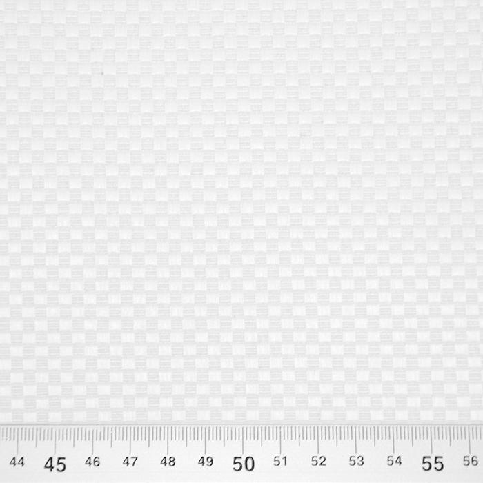 Deko žakard, vodoodbojni, geometrijski, 19368-2, bela