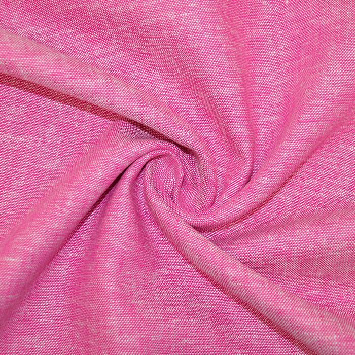 Lan, viskoza, 19420-017, roza