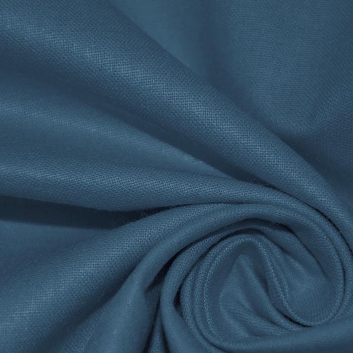 Bombaž, poplin, 16386-56, modra