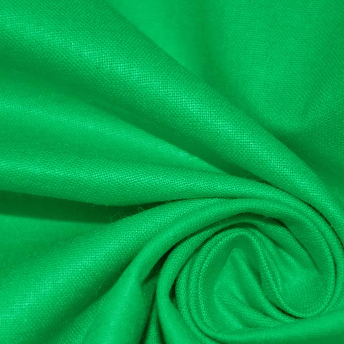 Bombaž, poplin, 16386-64, zelena