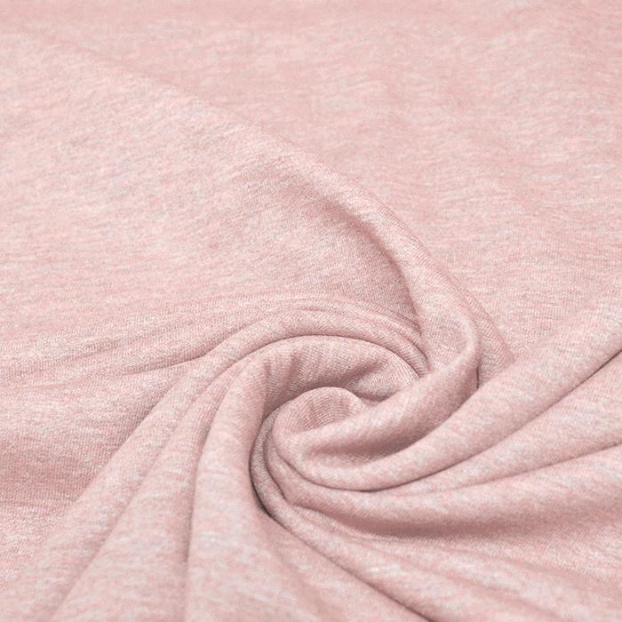 Jersey, melanž, 13336-244, roza