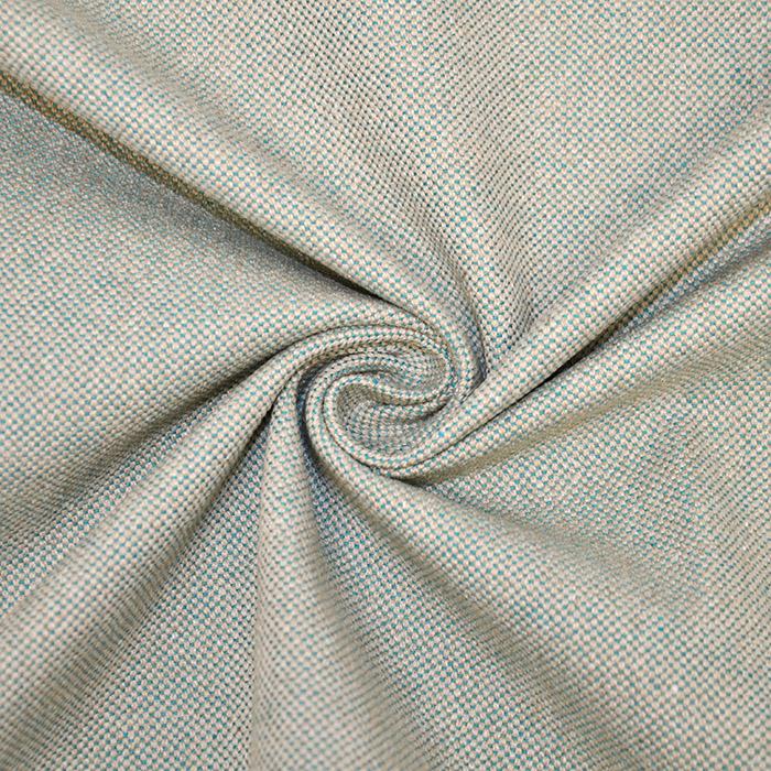 Deko žakard, melanž, 19635-711, turkizno bež