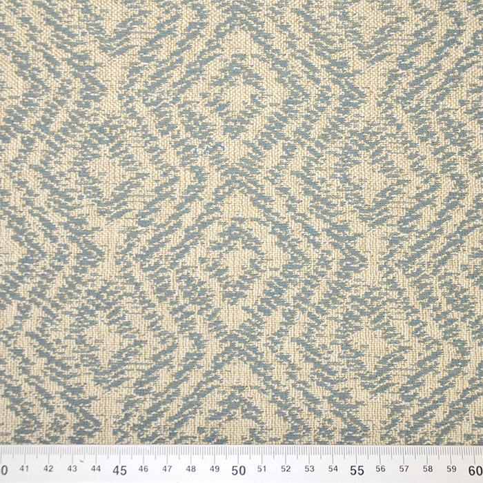 Deko žakard, geometrijski, 19641-012, bež petrol