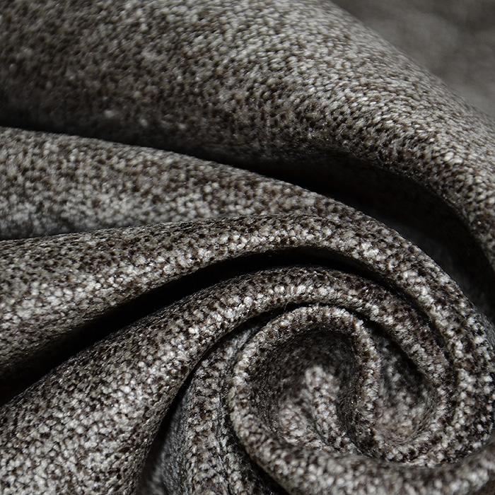 Deko baršun, 19636-002, sivo-smeđa