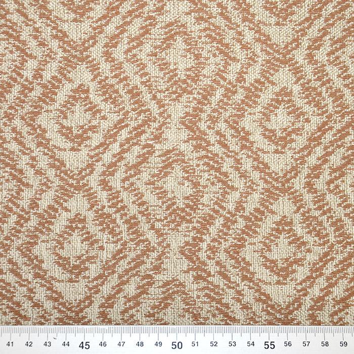 Deko žakard, geometrijski, 19641-010, bež rjava
