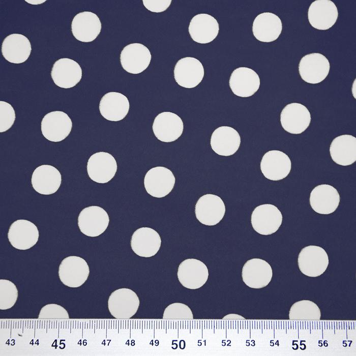 Materijal za kišne kapute, točke, 19115-3001, plava