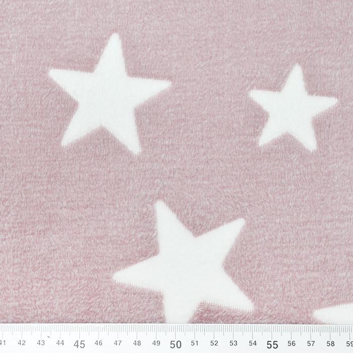 Velur coral, obostrani, zvijezde, 15986-976