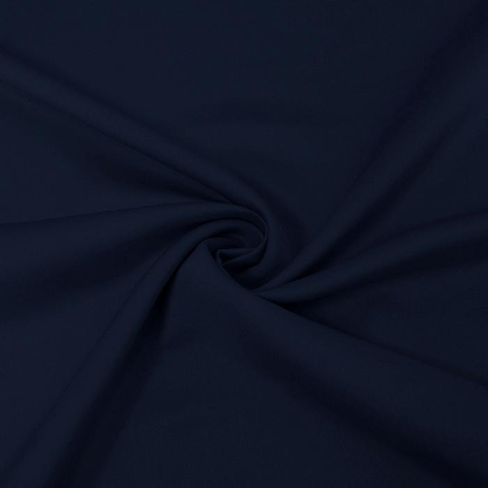 Saten, mokropoliester, 14171-072, temno modra