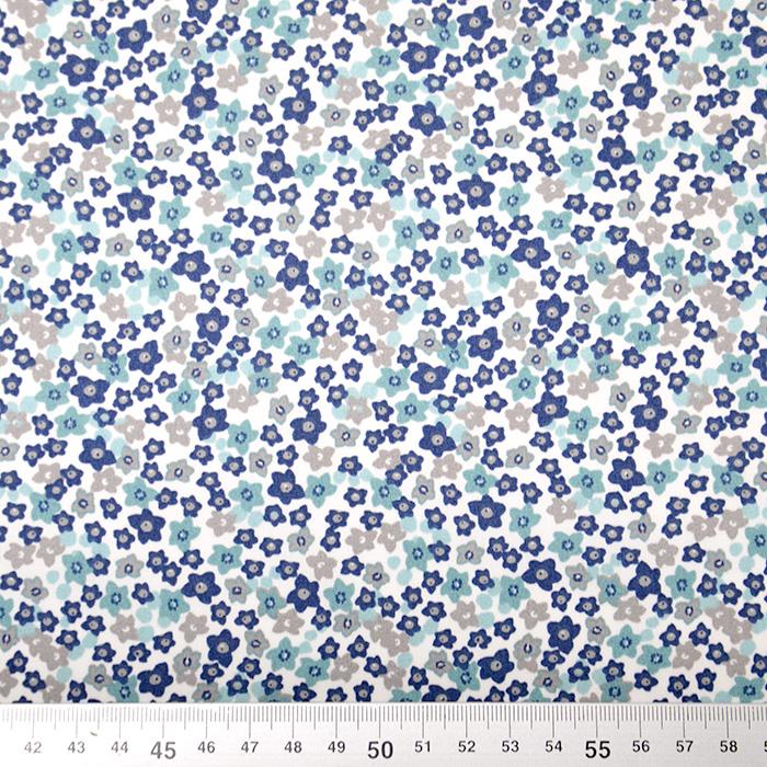 Pamuk, popelin, cvjetni, 19669-015