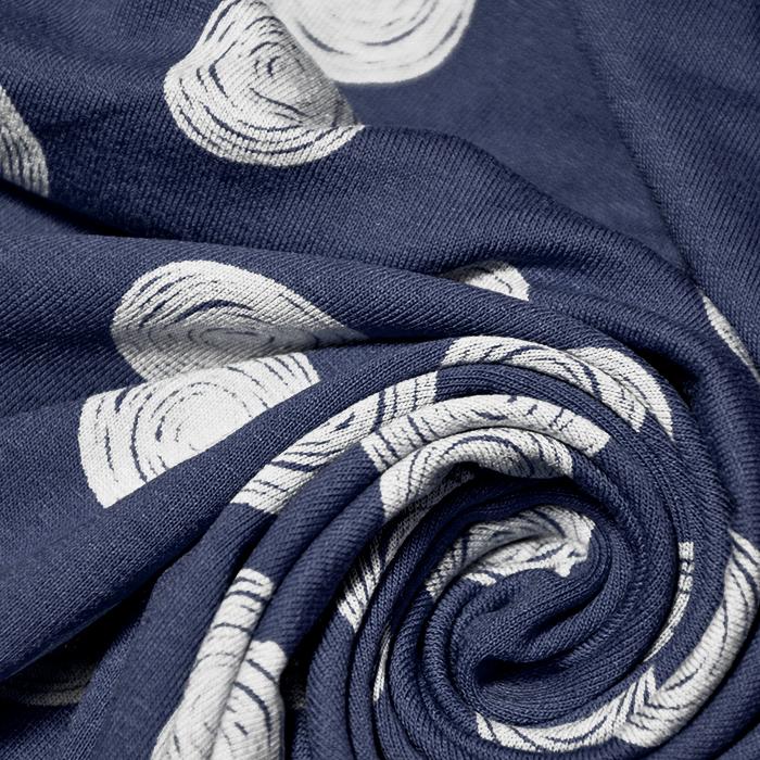 Jersey, viskoza, pike, 19711-006, modra