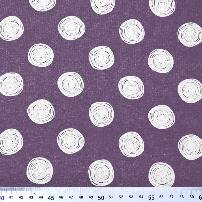 Jersey, viskoza, pike, 19711-013, vijola