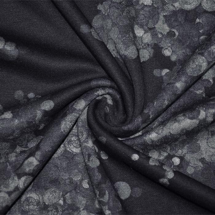 Pletivo, abstraktni, 19709-069, sivo modra