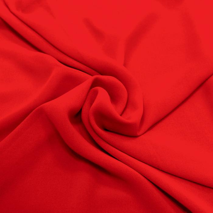 Šifon, poliester, 4143-4, rdeča