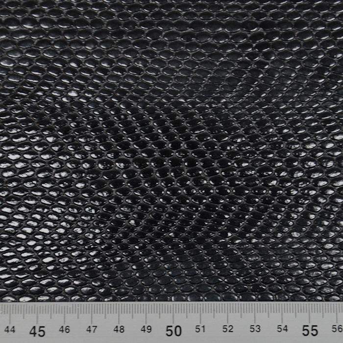 Umetno usnje Kobra, 19794-4, črna