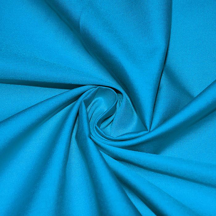 Bombaž, poplin, 19551-13, turkizno modra