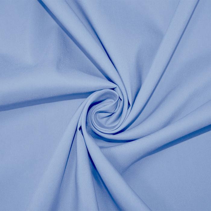Pamuk, popelin, elastin, 19781-09, plavo-ljubičasta