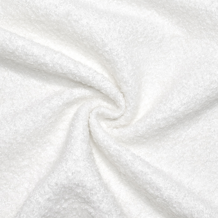 Pletivo, bukle, 19828-051, bela