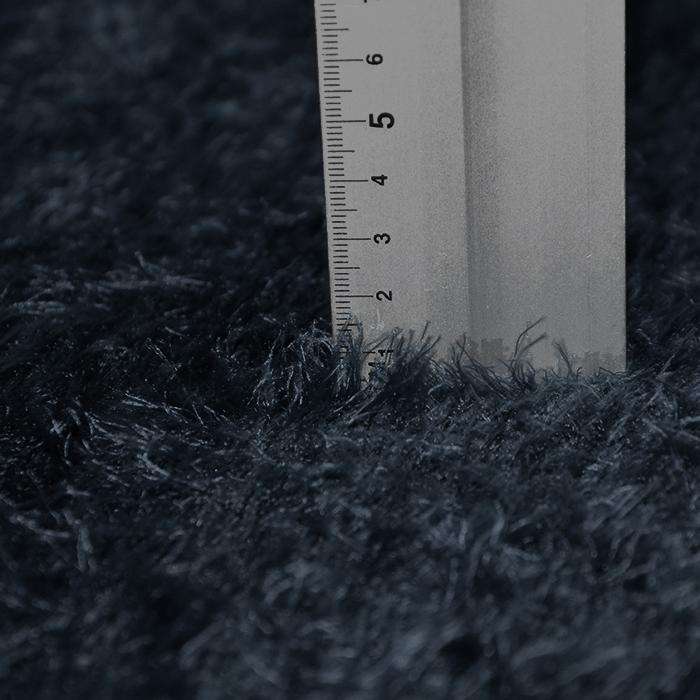 Pletivo, debelejše, krzno, 19813-008, temno modra