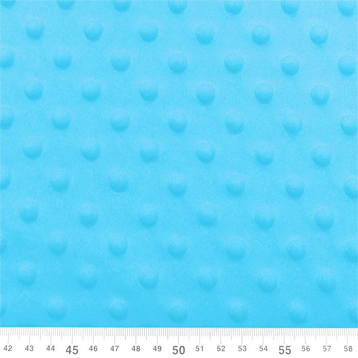 Velur coral, Minky, 19877-004, modra