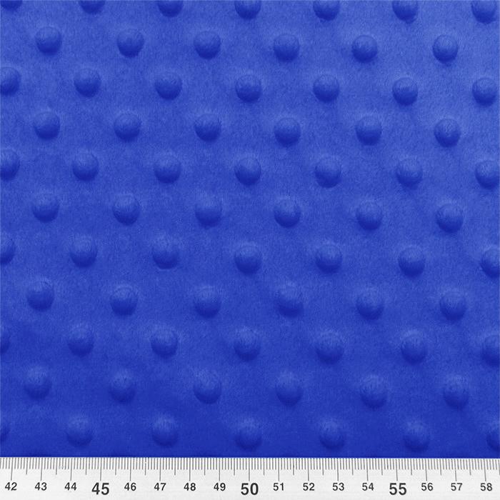 Velur coral, Minky, 19877-005, modra