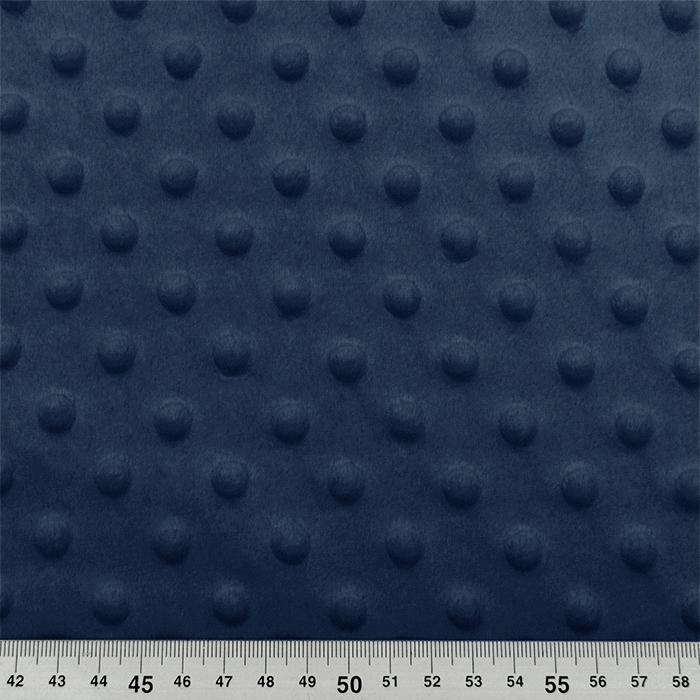Velur coral, Minky, 19877-008, temno modra