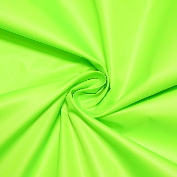 Tkanina vodoodbojna, 18977-017, neon zelena