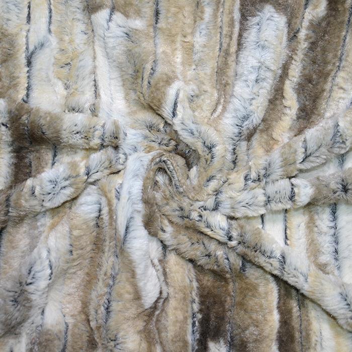 Umetno krzno, kratkodlako, 19958-001