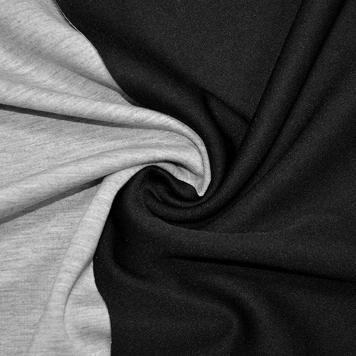 Pletivo, sestavljeno, 19968-001, sivo črna