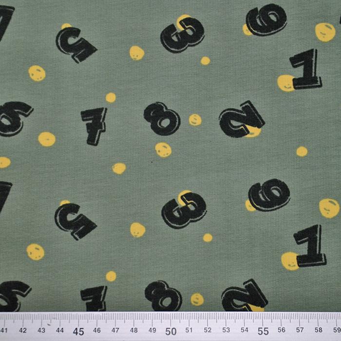 Prevešanka, kosmatena, 19991-3001, zelena