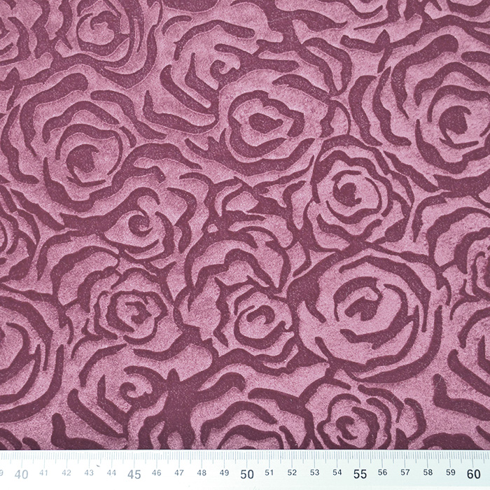 Pliš, cvetlični, 19996-013, roza