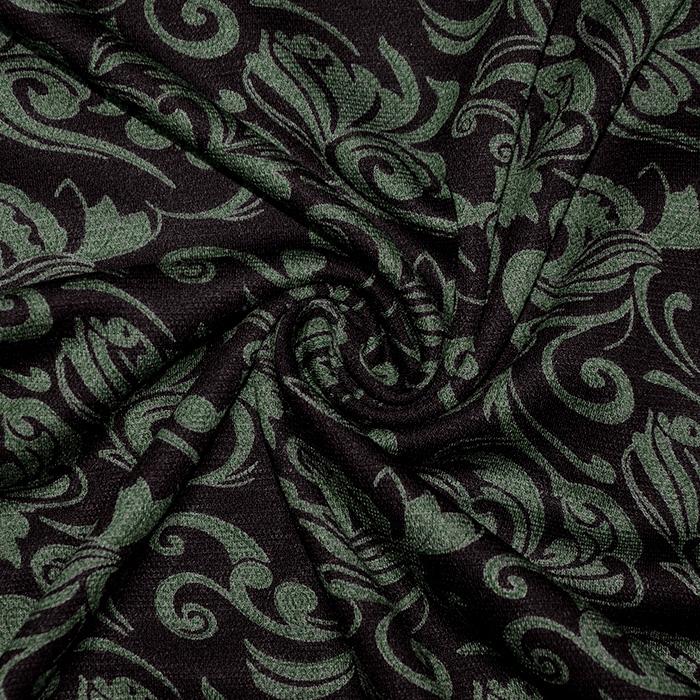 Pletivo, gosto, ornamentni, 19998-026, zelena