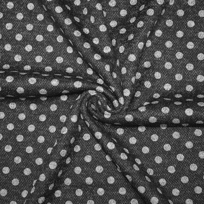 Pletivo, melanž, pike, 20001-069, črna