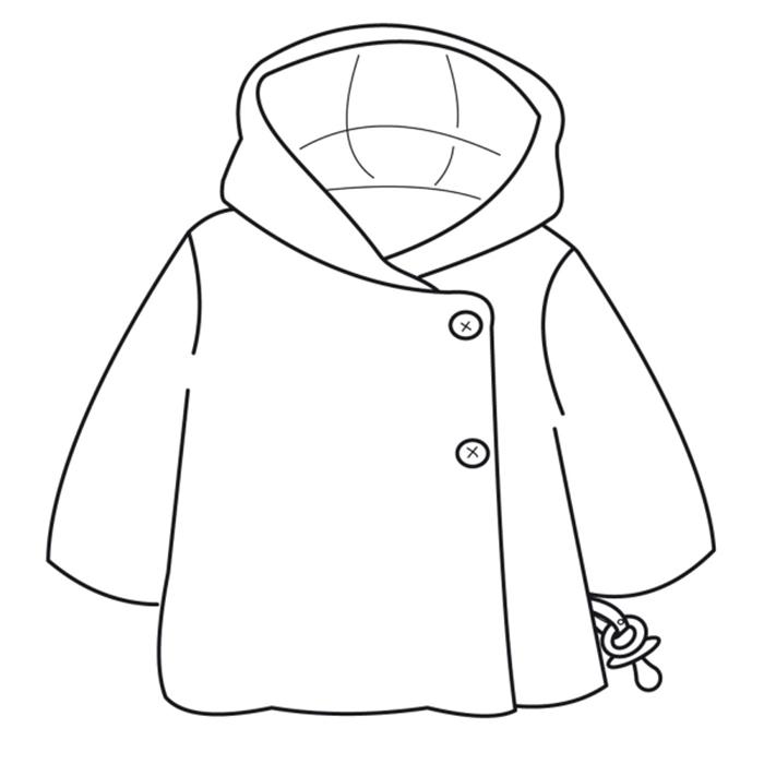 Kroj, podstavljena jakna, 20051-b1