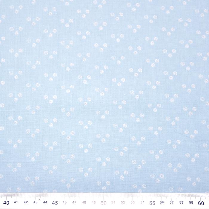 Bombaž, poplin, pike, 20072-2, svetlo modra 15.11 napake