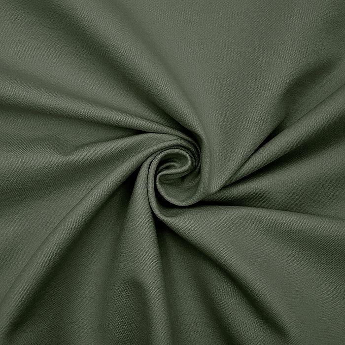 Bengalin, elastična tkanina z nanosom, 16058-027, zelena
