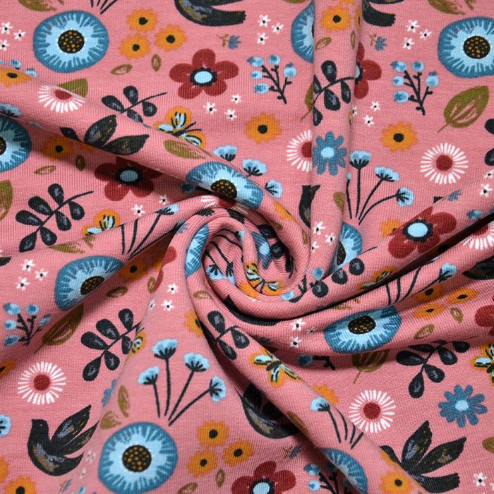 Prevešanka, cvetlični, 20106-004, roza