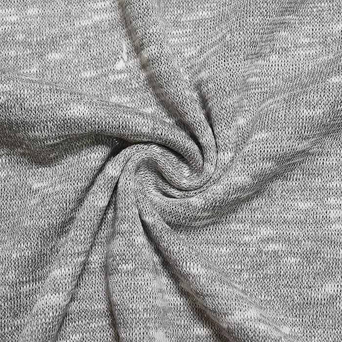 Pletivo, melanž, 20124-3, siva