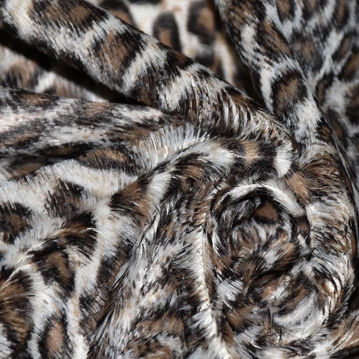 Umetno krzno, gepard, kratkodlako, 20134-71