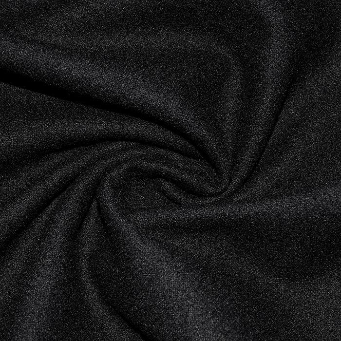 Vuna za kapute, 20158-52, crna