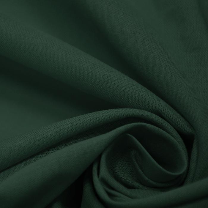 Bombaž, tanek, 10651, temno zelena