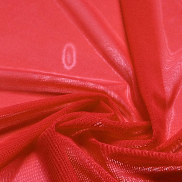 Mreža, elastična, poliamid, 10670, rdeča