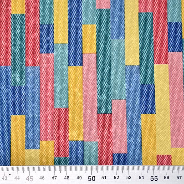Umetno usnje Digital, geometrijski, 19388-447