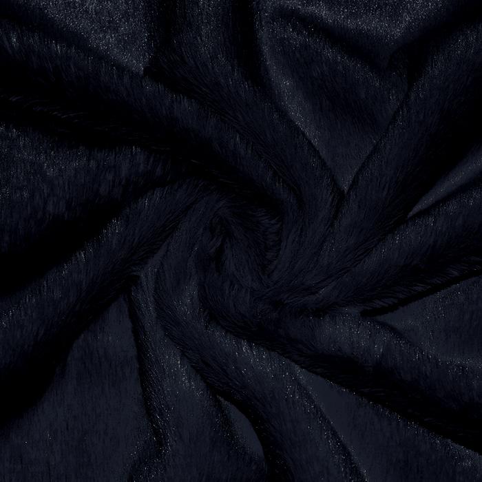 Umetno krzno, kratkodlako, 20224-008, temno modra