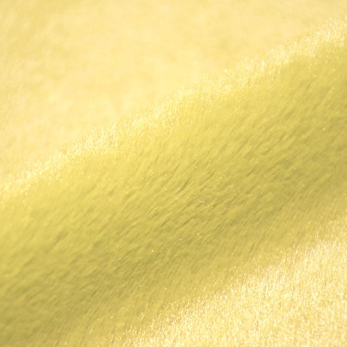 Umetno krzno, kratkodlako, 20224-031, rumena