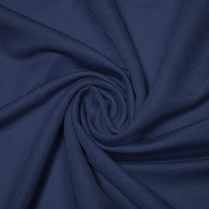 Pletivo tanjše, viskoza, 20226-009, temno modra