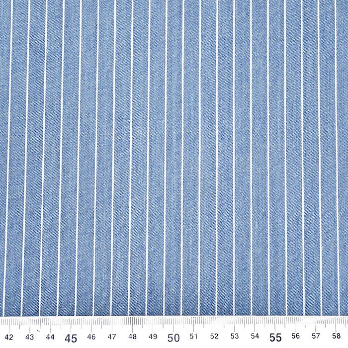 Jeans, srajčni, črte, 20531-002, svetlo modra
